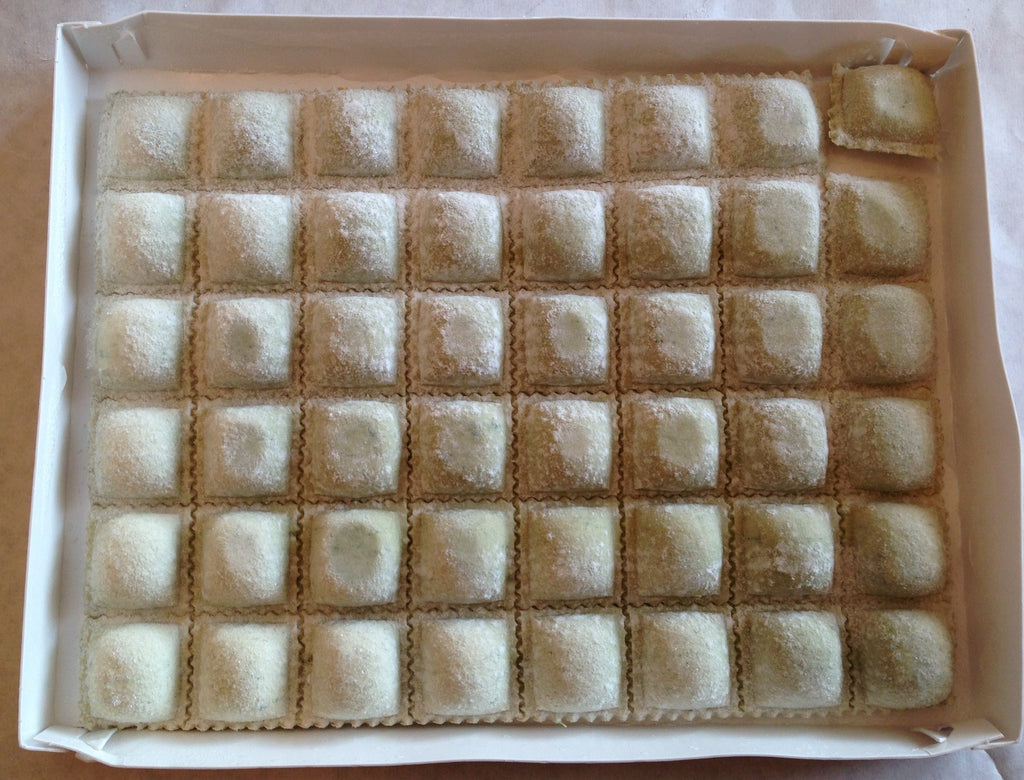 RAVIOLI Spinach & Ricotta Cheese