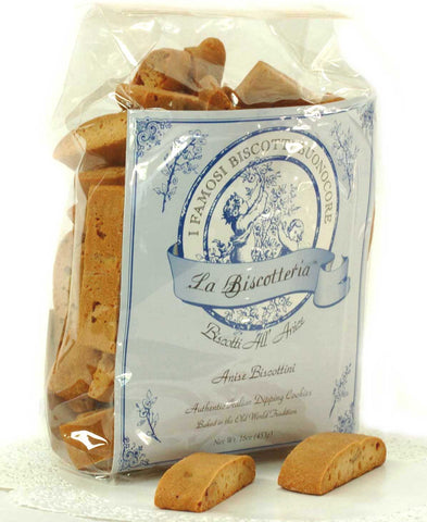 Anise Biscottini (16 oz.)