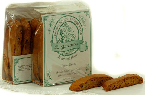 BISCOTTI LEMON (10 - 12 oz.)