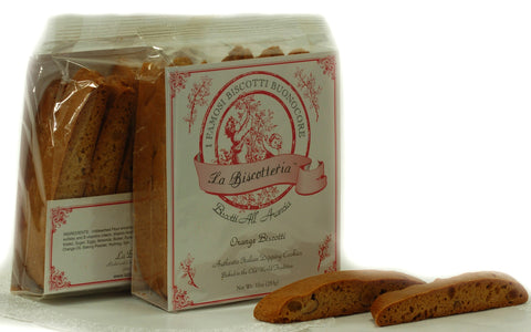 BISCOTTI ORANGE (10 - 12 oz.)