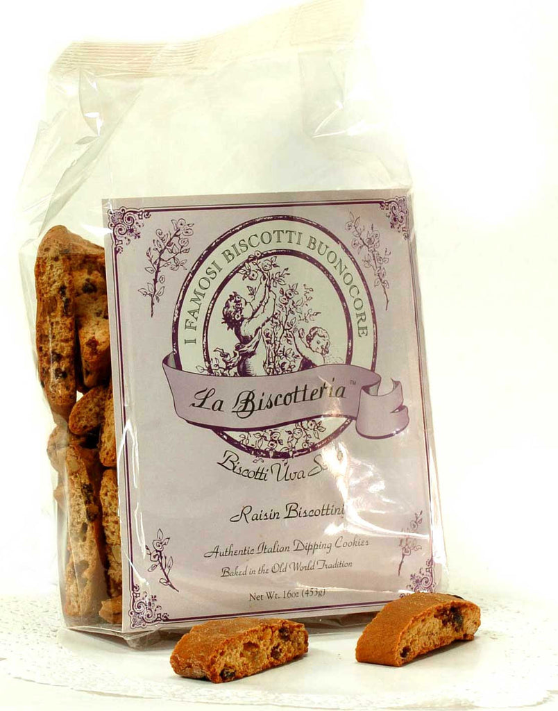 Raisin Biscottini (16 oz.)