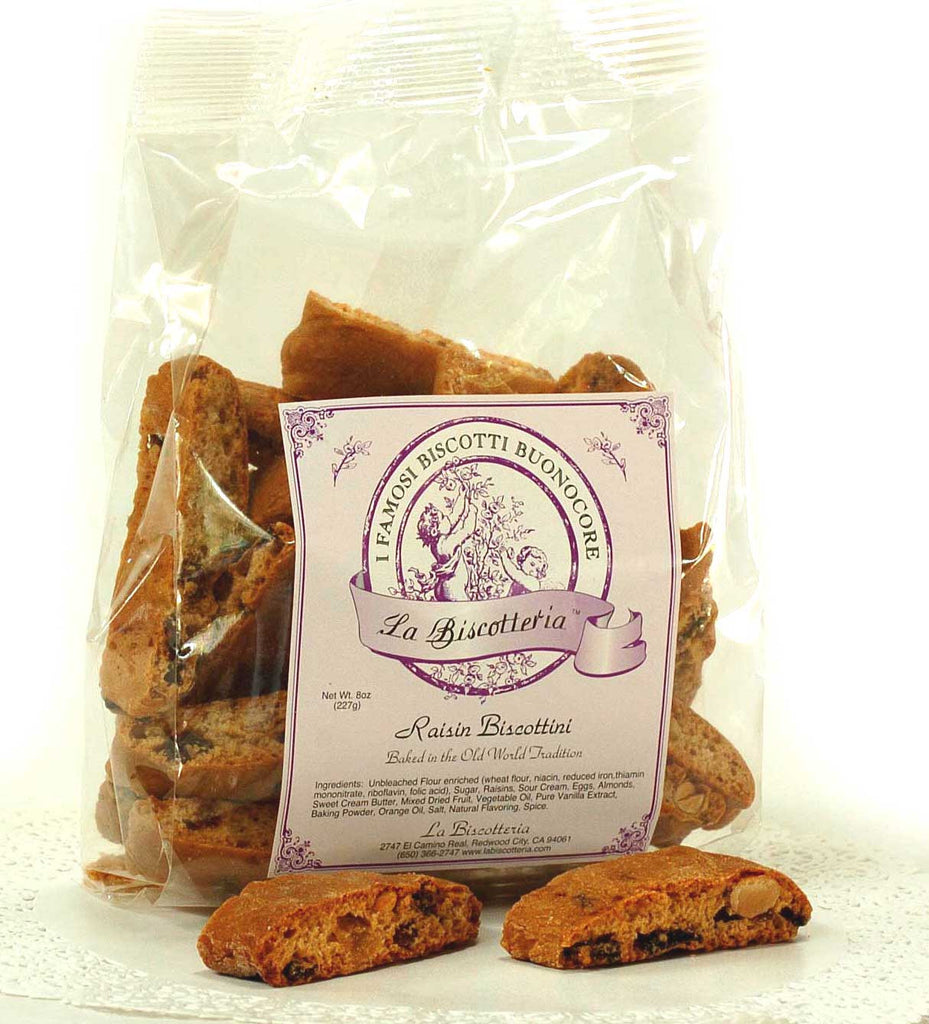 Raisin Biscottini (8 oz.)