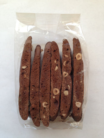 BISCOTTI GRANDE CHOCOLATE HAZELNUT (16 - 20 oz.)