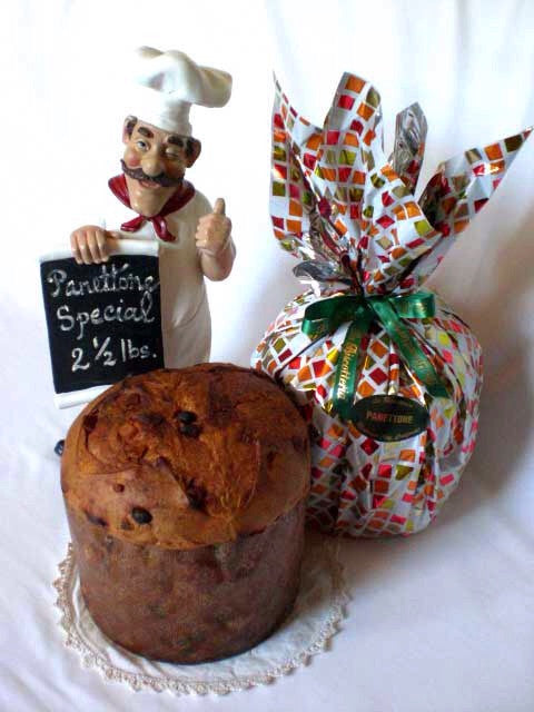 PANETTONE - Holiday Rich & Buttery Traditional Favorite (38 oz.)