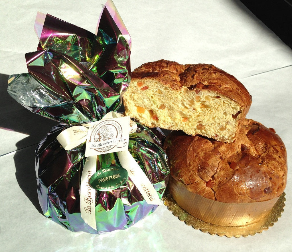 "PANETTONE  ""Passion"" - Triple ""P"": Pineapple, Papaya & Pear (38 oz.)"