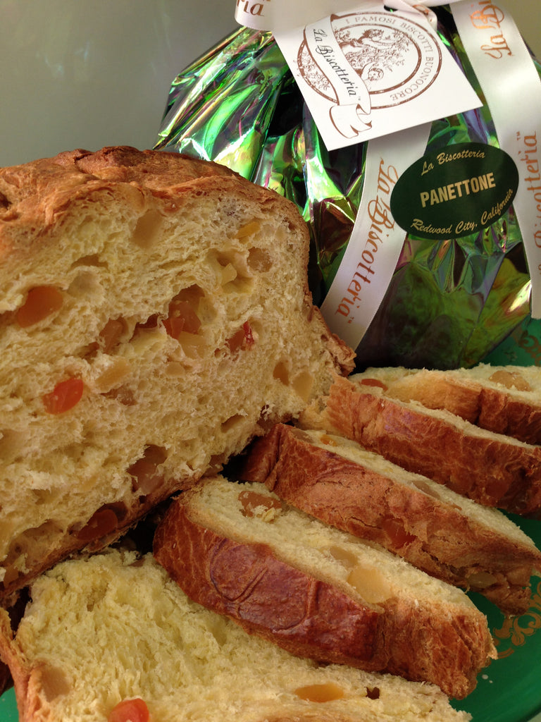 PANETTONE - Triple 'P' - Pineapple, Papaya & Pear [No Raisin] (38 OZ.)