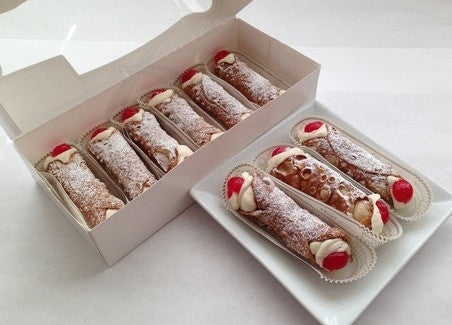 CANNOLI - Traditional (Large Size)