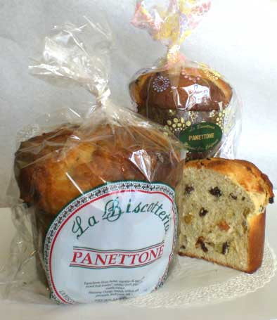 PANETTONE - Traditional Mini (12 oz.)