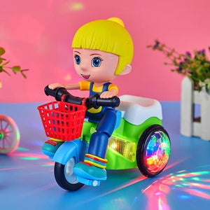 Kids Electric Stunt Car Toy