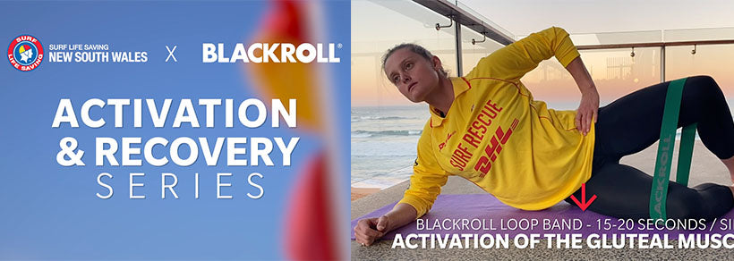SLS New South Wales X BLACKROLL® Activation & Recovery Series
