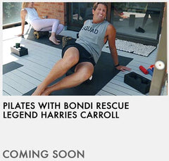 PILATES WITH HARRIES