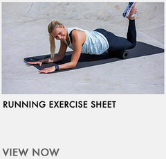 Running Exercise Sheet