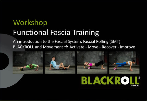 BLACKROLL Australia Workshop