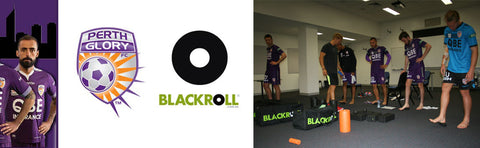 Perth Glory and BLACKROLL partnership
