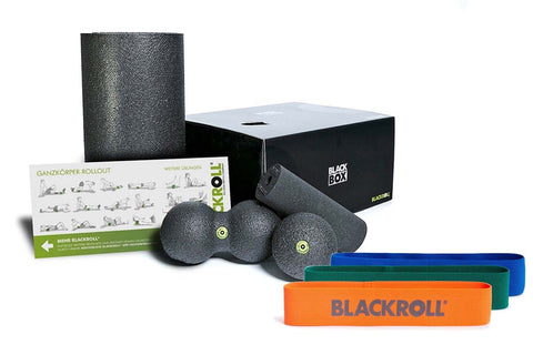BLACKROLL® BLACKBOX + LOOP BAND SET