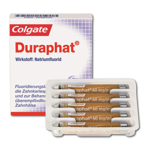 Duraphat - Carpules, 5x 1,6 ml