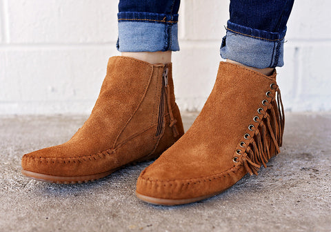 Willow Boot Brown