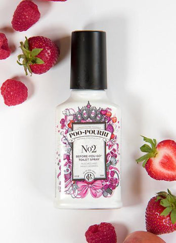 NO. 2 Pooper Poo-Pourri 4 oz Spray