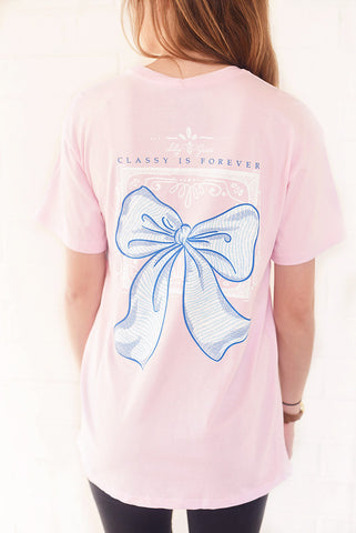 LG-CLASSY IS FOREVER BOW-SS-Blossom