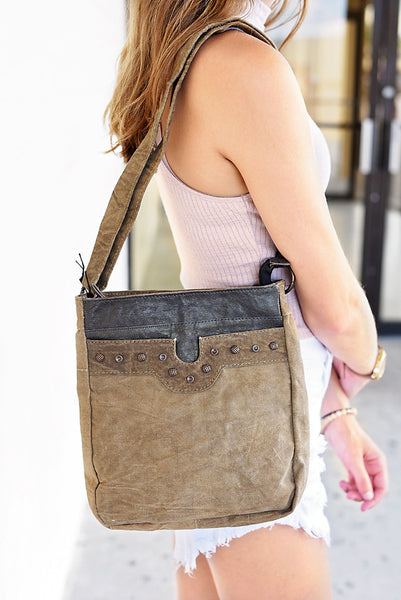 Moon Dust Crossbody Bag