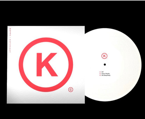 "KOPYRIGHT 10"" Collector's Vinyl"