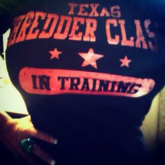 Women's Texas Shredder Classic In Training T Shirt