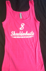 Super comfy Tank Top-Shredderbuilt Train Hard Eat Clean