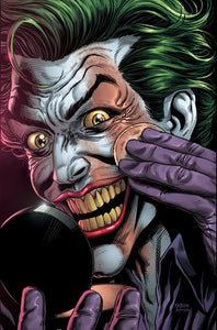 BATMAN THREE JOKERS #2 (OF 3) Premium Cover F Make-Up (09/30/2020)