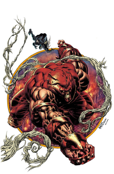 JUGGERNAUT #1 KYLE HOTZ ASM 300 HOMAGE EXCLUSIVES