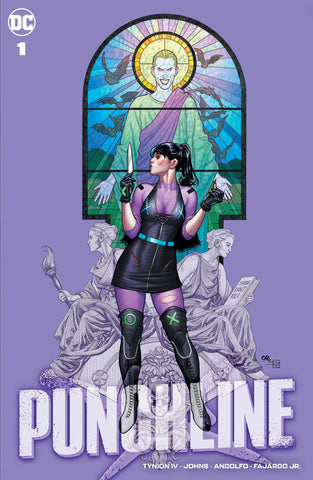 PUNCHLINE SPECIAL #1 FRANK CHO EXCLUSIVES PRESALE 11/20/2020