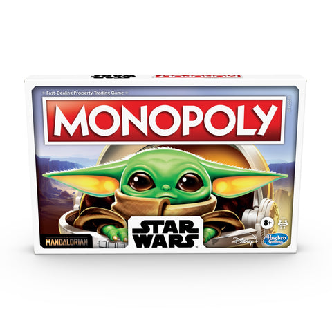 Monopoly: Star Wars The Child, Board Game for Ages 8+