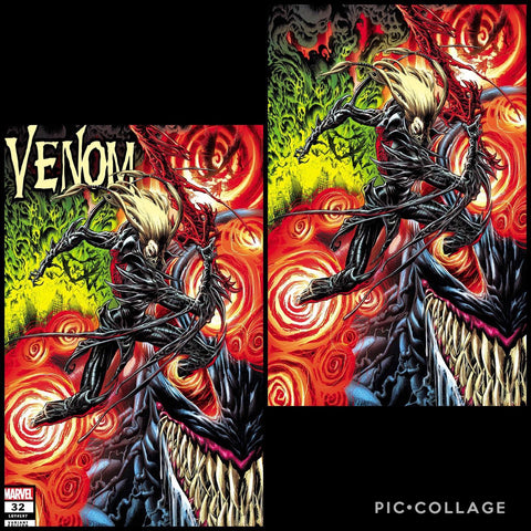 VENOM #32 KYLE HOTZ EXCLUSIVES (1/16/2020)