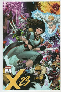 X-23 #5 CONNECTING COVER