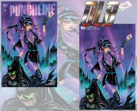 PUNCHLINE SPECIAL #1 DAWN MCTEIGUE EXCLUSIVES
