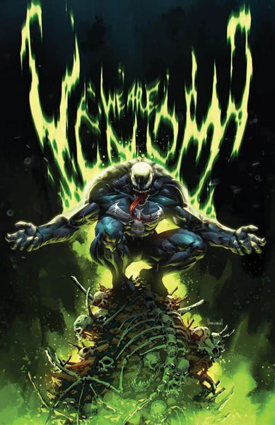 VENOM #30 KAEL NGU EXCLUSIVES 12/12