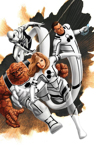 Fantastic Four #1 Epting Virgin Exclusive Variant