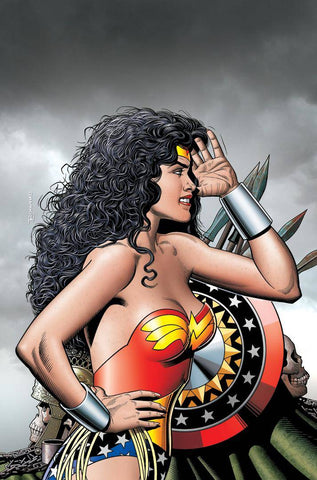 WONDER WOMAN #750 BOLLAND 1990's VARIANT PRESALE 1/22