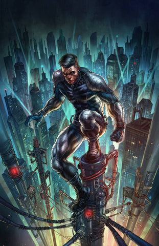 NIGHTWING #72 ALAN QUAH VARIANT EDITION