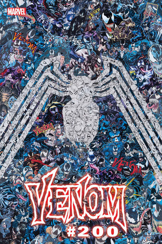 VENOM #35 200TH ISSUE MR GARCIN VARIANT 4/14/21