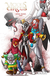 Vicious Circus Graphic Novel