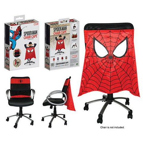 Spider-Man Chair Cape NEW