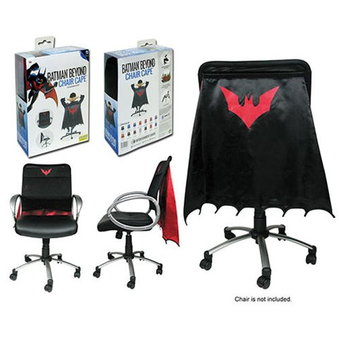 Batman Beyond Chair Cape - Convention Exclusive NEW
