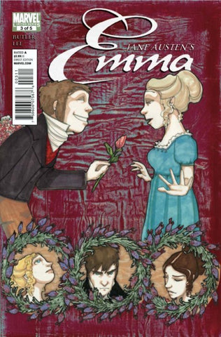 JANE AUSTEN'S EMMA #3 (OF 5) SIGNED JANET LEE