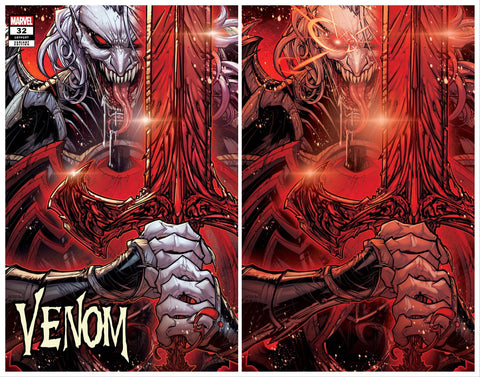 VENOM #32 JONBOY MEYERS EXCLUSIVES (1/26/2020)