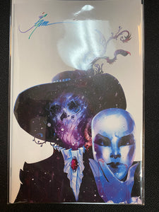 Mirka Andolfo's Mercy #1 Outer Limits Boro Exclusive by Jonathan Glapion LMTD to 500 w/ COA SIGNED