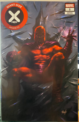 X-MEN GIANT SIZE MAGNETO #1 PARRILLO EXCLUSIVES