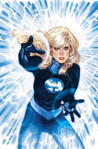 INVISIBLE WOMAN #1 (OF 5) ADAM HUGHES