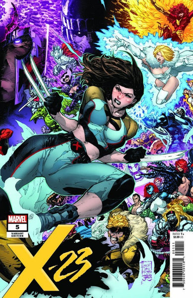 RETURN OF WOLVERINE #1 PHILLIP TAN VARIANT A AND X-23 #5 PHILLIP TAN VARIANT A