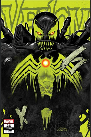 VENOM #26 TYLER KIRKHAM TRADE EXCLUSIVE 1ST VIRIUS