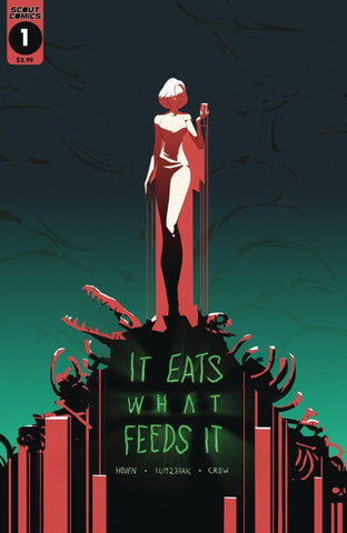 It Eats What Feeds It #1 Cover A
